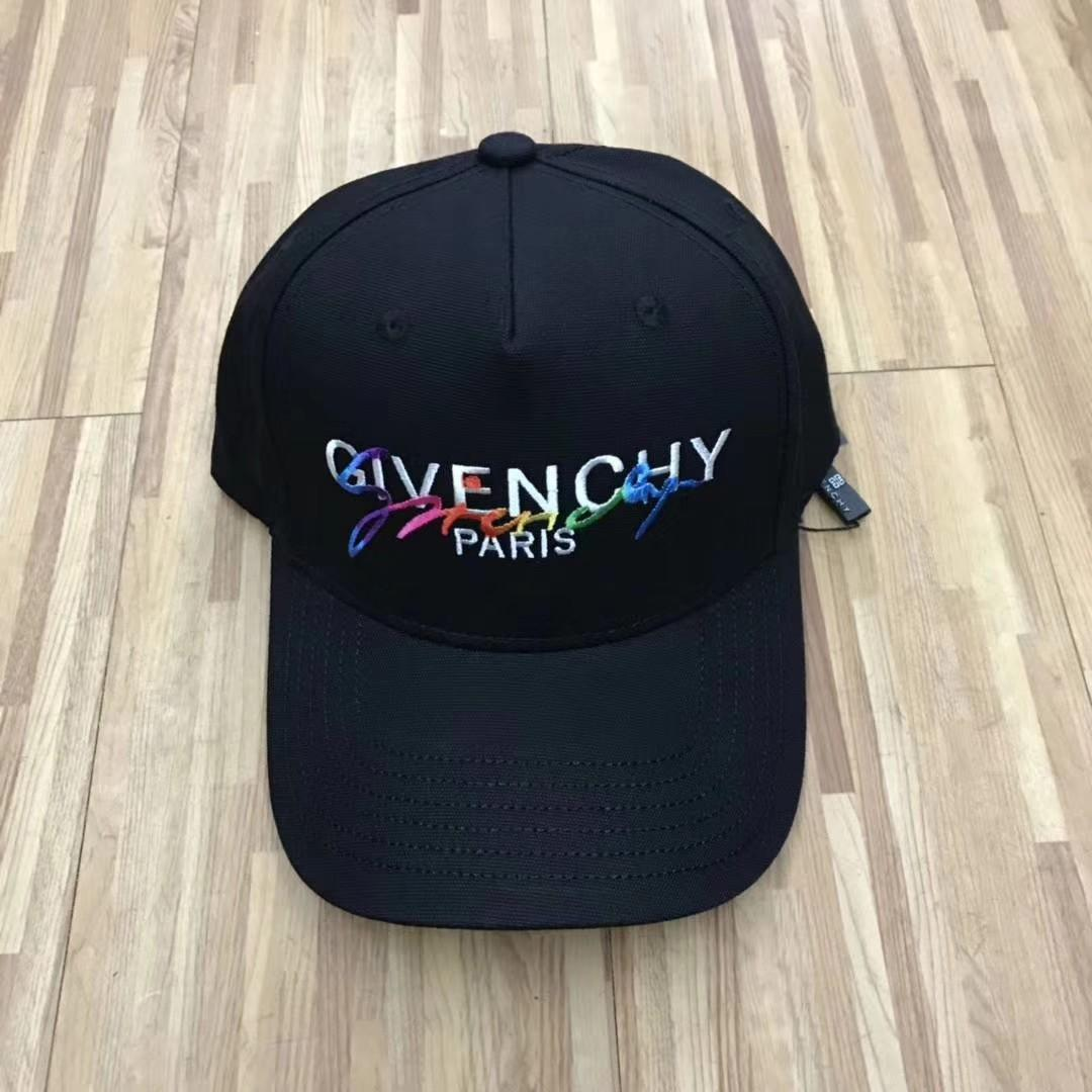 [TOP] Givenchy cap embroidery