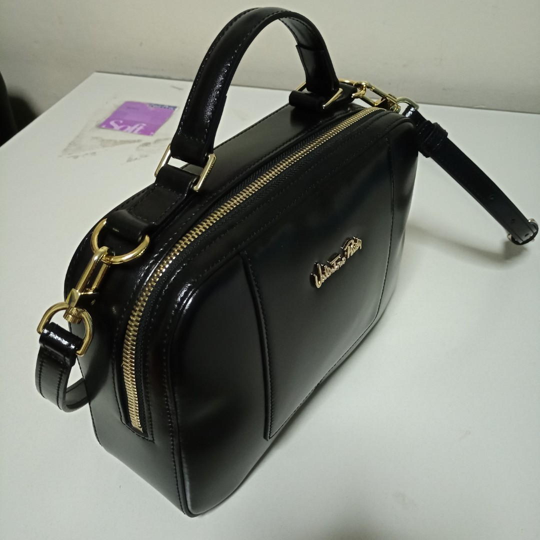 Valentino Ruby genuine leather handbag sling bag luxury