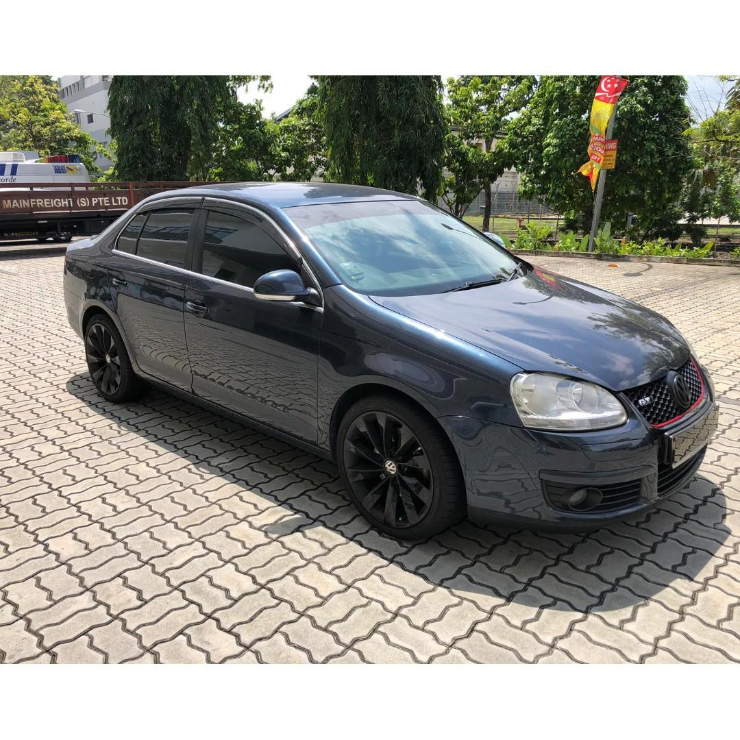 Volkswagen Jetta TSI - Many ranges of car to choose from, with very reliable rates!