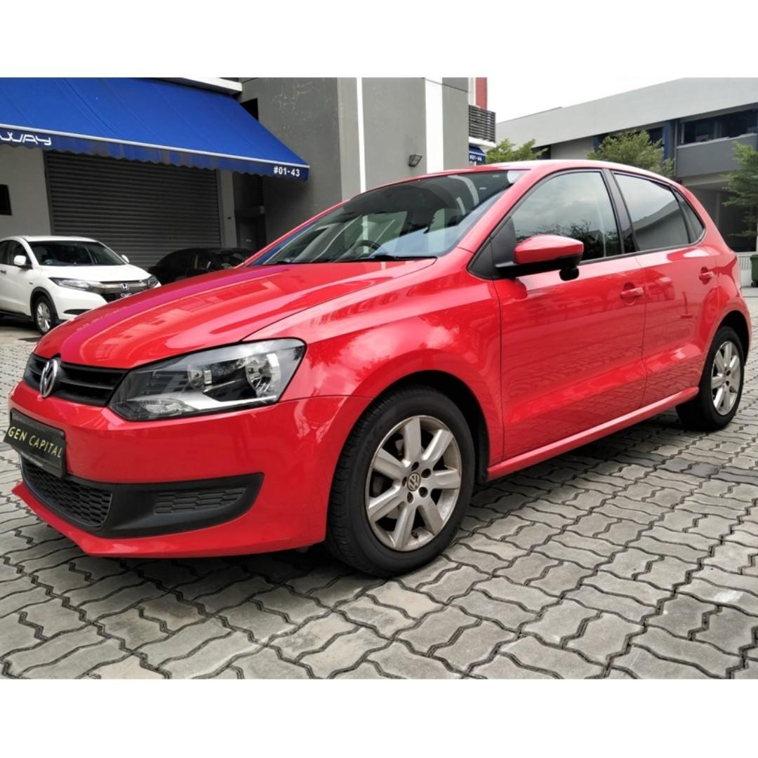 Volkswagen Polo - Anytime ! Any day! Your Decision!!