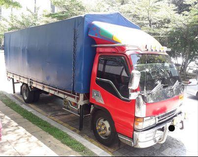 Lorry sewa 1 malaysia express