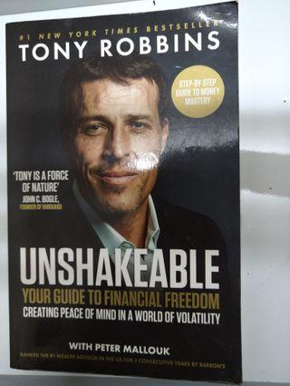 Tony Robbins - Unshakable: Your guide to financial freedom
