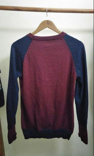 Sweater rajut unisex