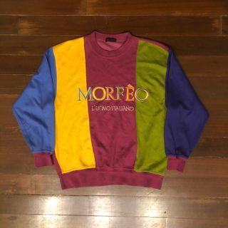 Vintage Morfeo Crewneck