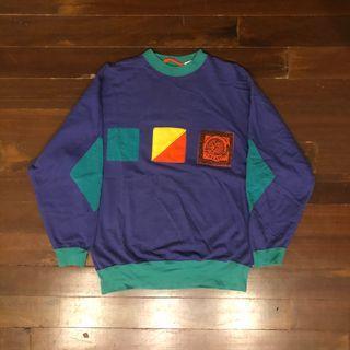 Vintage Colorful Crewneck