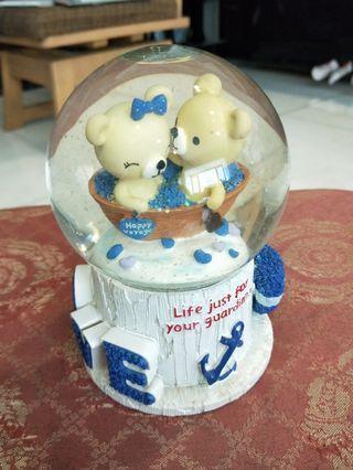 浪漫熊熊音樂盒