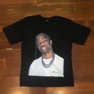 Megapunk Travis Scott T-Shirt Oversize