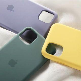Iphone11霧感手機殼