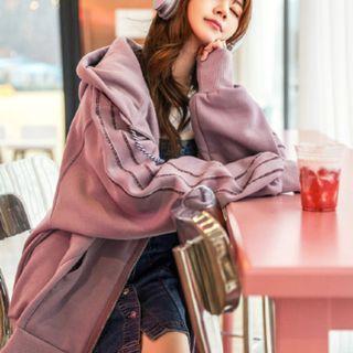 2019秋裝新款韓版女裝寬松開衫學生百搭bf短外套27338