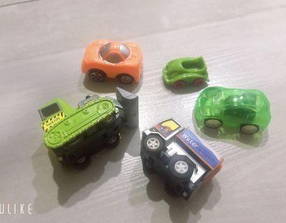 Small Car Toy bundle for boys 男孩小型汽車玩具包