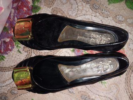 Jelly shoes/ sepatu flat jelly
