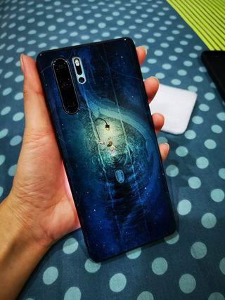 Huawei P30 pro case / glass case