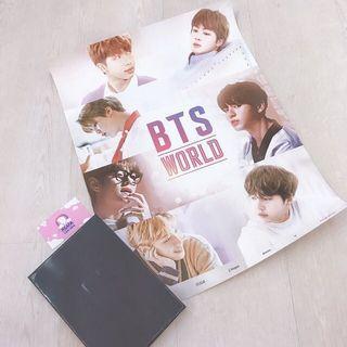 BTS World poster