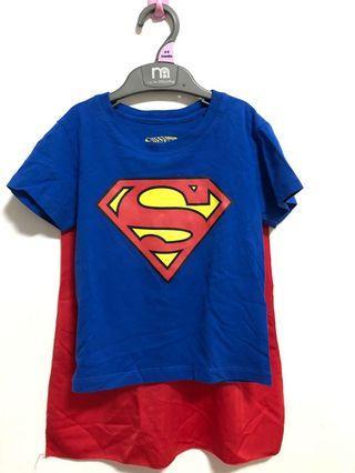 Baju Superman original DC comics
