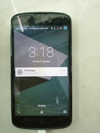 LG Nexus E-960 (FAULTY)