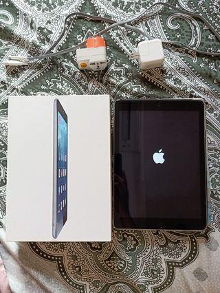 DIJUAL CEPAT: iPad Air 16gb WiFi & Celular
