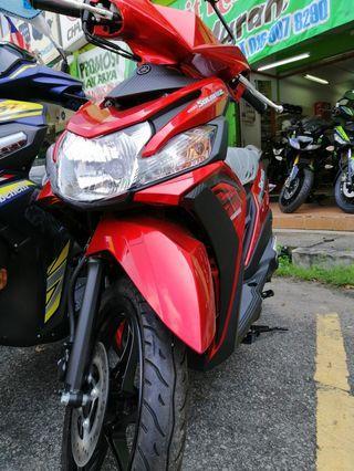 Yamaha Ego Solariz Deposit Murah!!!
