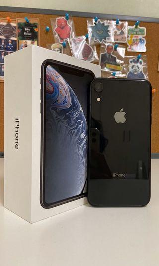 iPhone XR, Black (64GB)