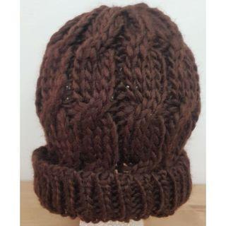 二手幼兒編織毛帽/針織帽/毛線帽