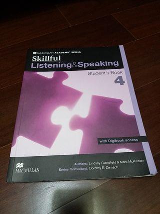 Skillful Listening&Speaking 4