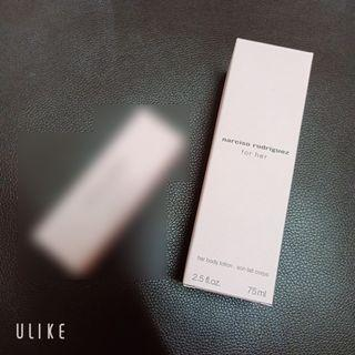 Fast Deal Rm 35!Narciso Rodriguez lotion