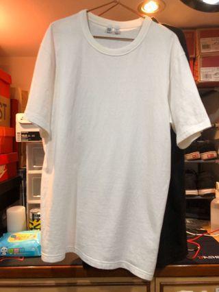 Unqlo重磅5分袖 兩件 黑白一起售