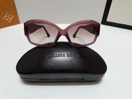 LV Z0103E Ursula GM LOUIS VUITTON 太陽眼鏡墨鏡 法國手工製 3D厚實板材 gucci
