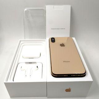 """""""超長保養"""" 激抵全套99成新 金色 港版iphone XS 256gb"""