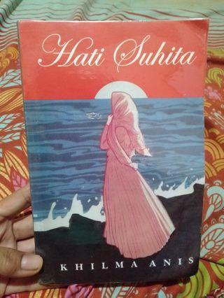 #maugendongan Novel hati suhita
