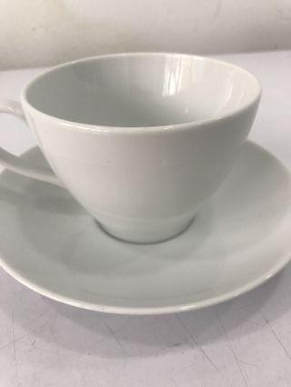 Bowl, cup, saucer and glass- ikea and kaison brand