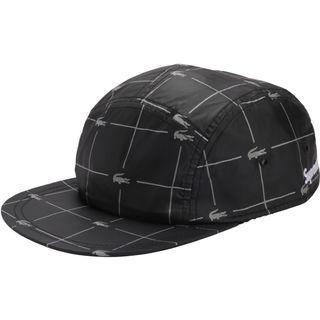 supreme × lacoste 五分割帽             帽子太多了故售出   吊牌都還在可以附上  極新