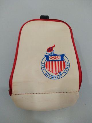 Vintage 1972 Olympic Multipurpose Bag
