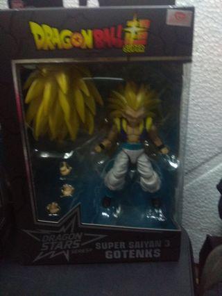 Dragon Ball Super Dragon Series SUPER SAIYAN GOTENKS