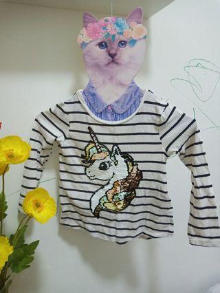 #Fashion20 unicoron top