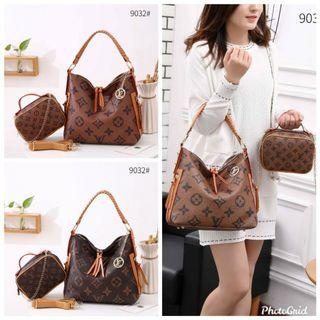 LV HOBO Sling bag Monogram #9032