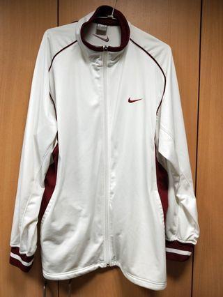 Nike 白紅運動外套