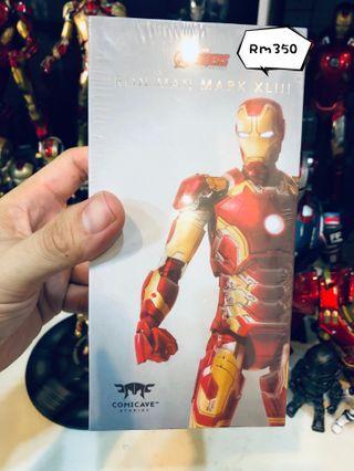 Comicave Diecast Iron Man Mark43