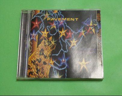 CD PAVEMENT : TERROR TWILIGHT ALBUM (1999) INDIE ROCK STEPHEN MALKMUS