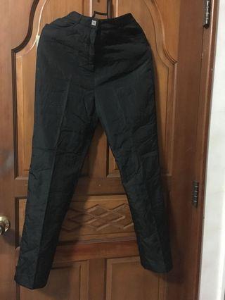 防風褲 滑雪褲 單面腰寬35公分 褲長98公分