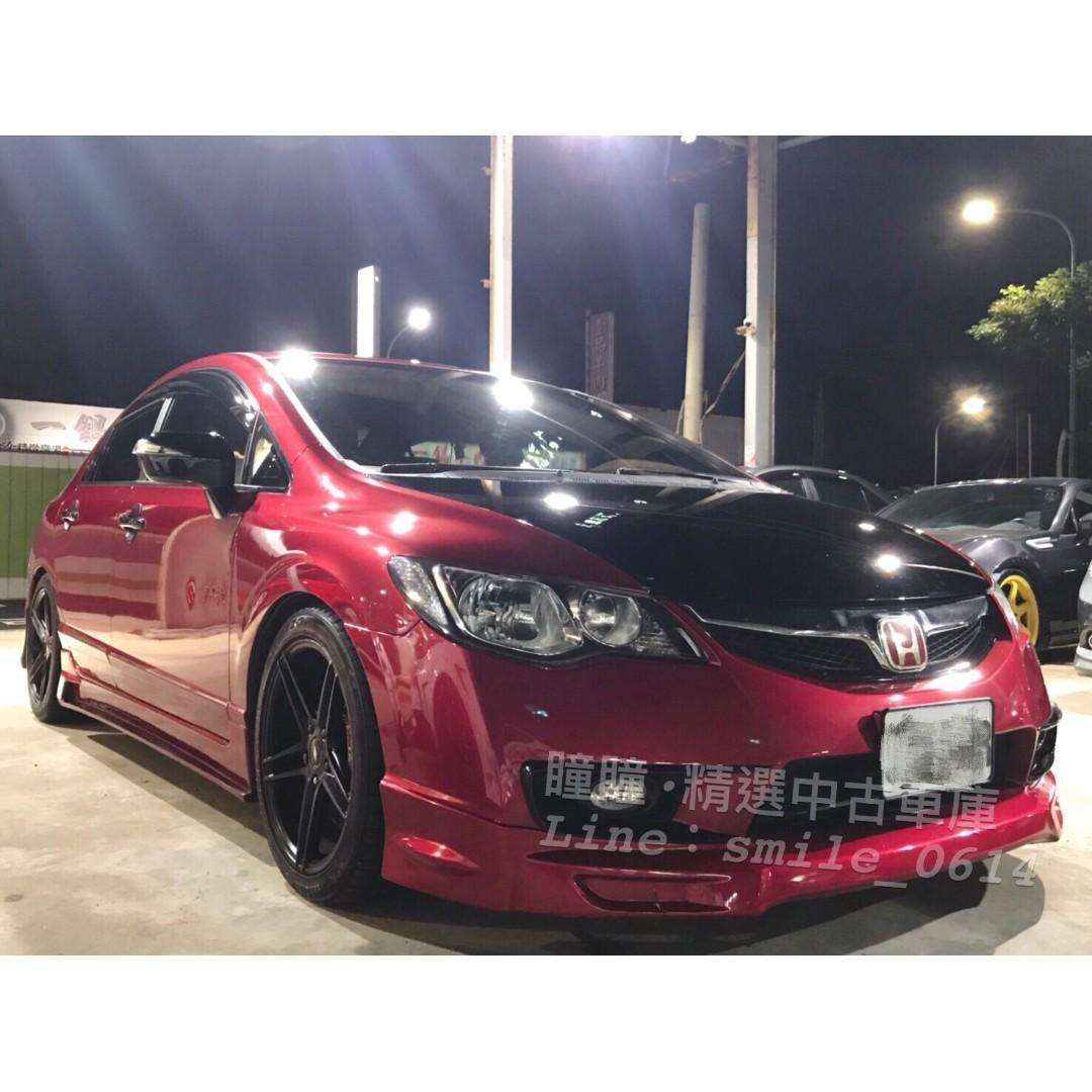 2008年 K12 紅 1.8cc