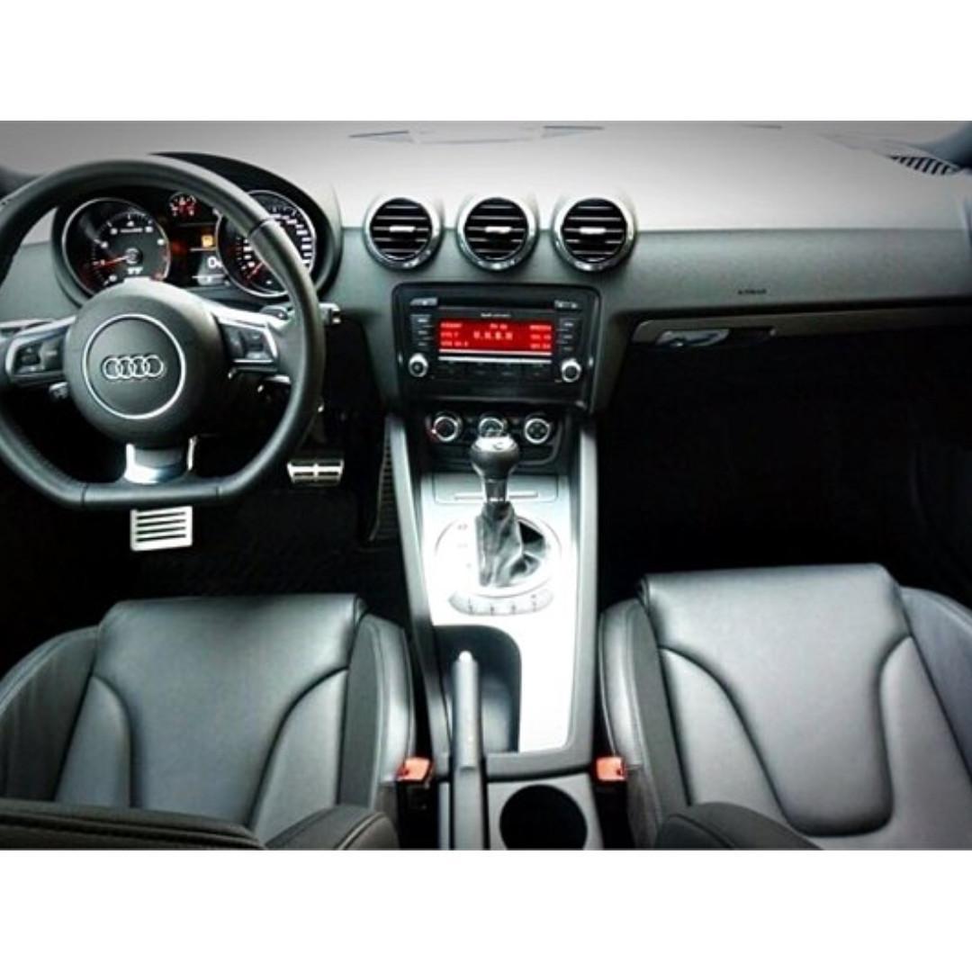 正2012 Audi TT