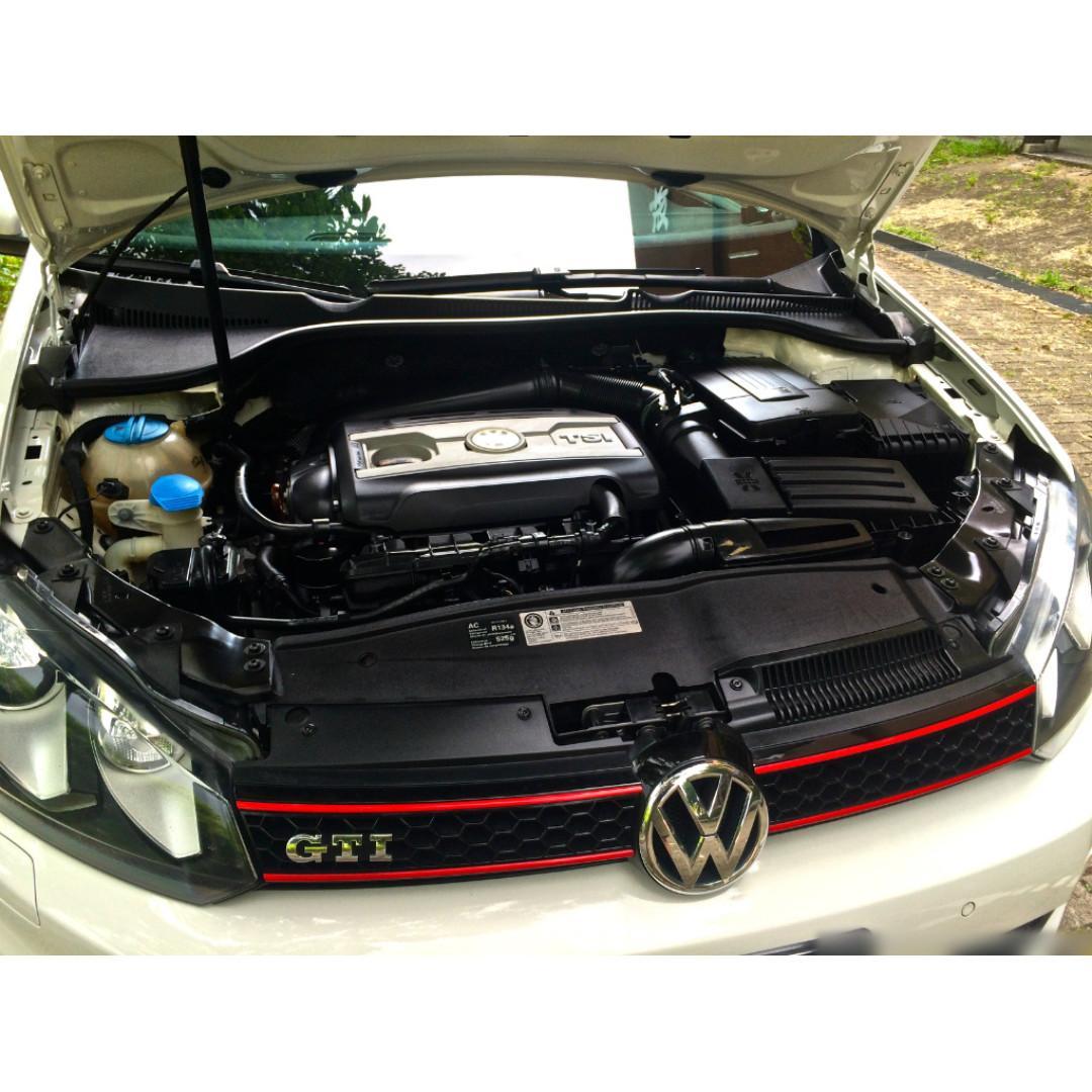 正2012年 Golf GTI