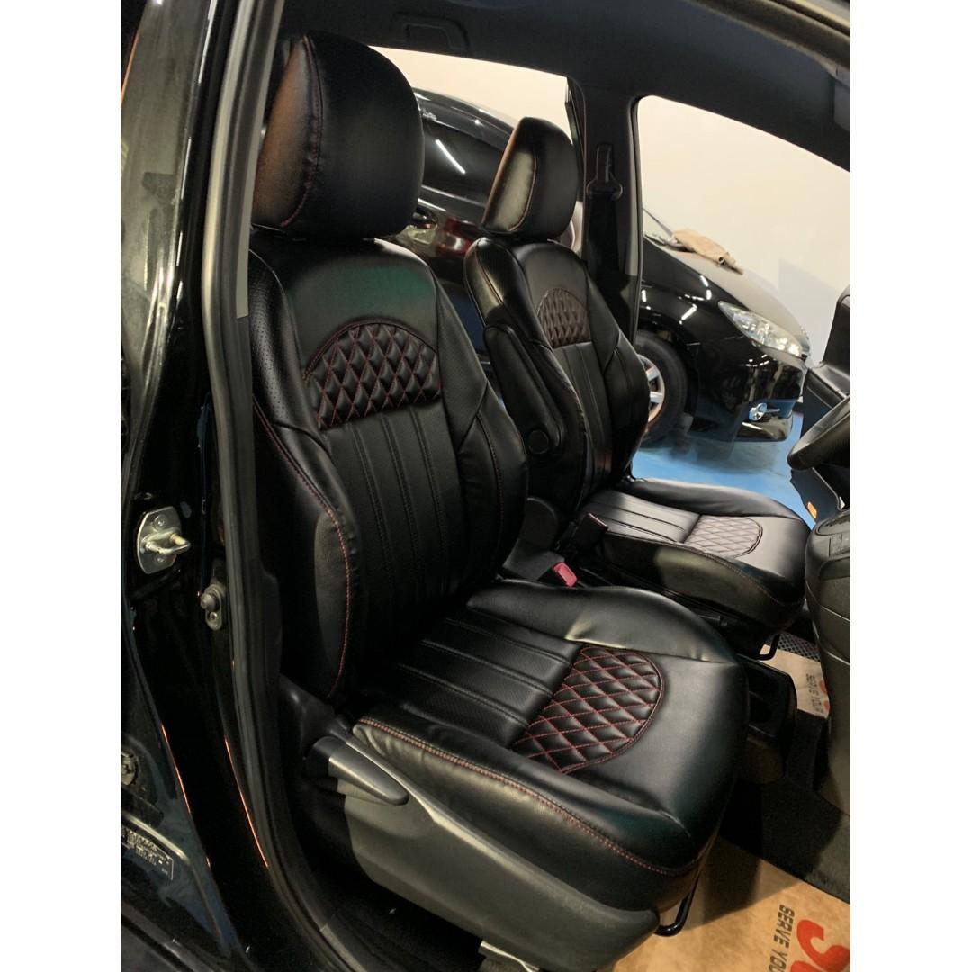 2012年 最新款二代Toyota Wish 2.0E  真心不騙只賣27.8萬