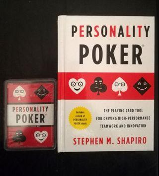 Personality Poker Book