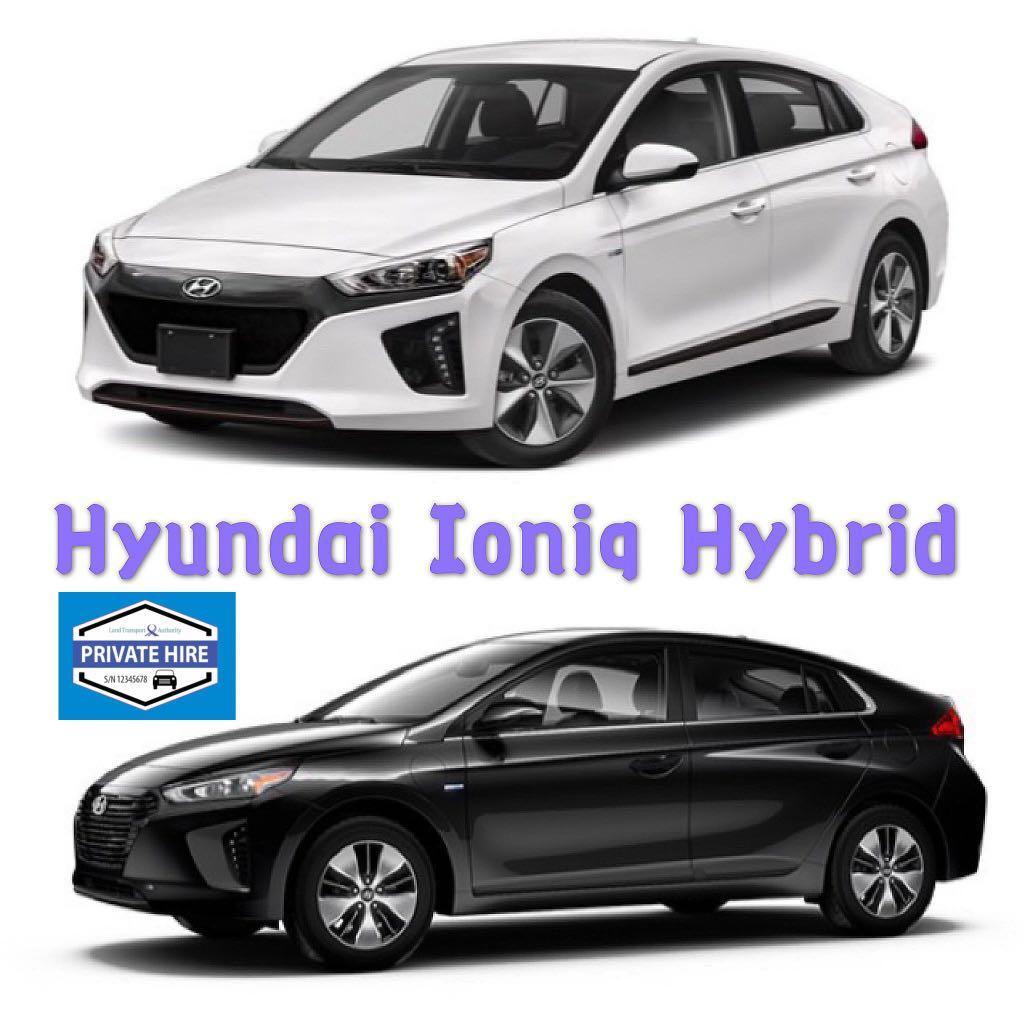 2020 Hyundai Ioniq Hybrid arrived SG