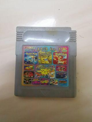 Gameboy game tape