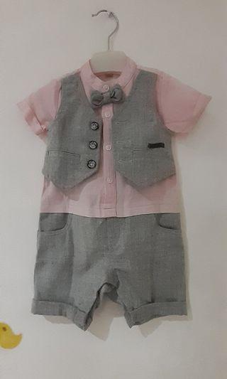 #maugendongan Romper bayi JSP baby kids