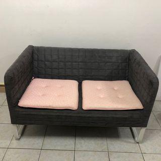 IIKEA灰色沙發