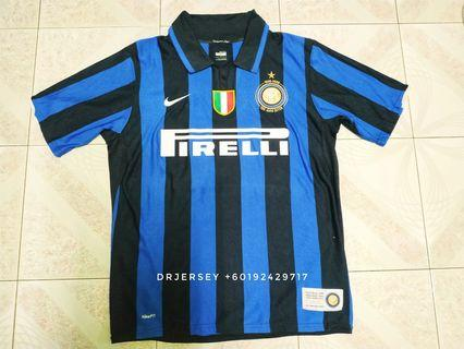 Inter Milan (Internationale) home kit 2008 Centenary kit