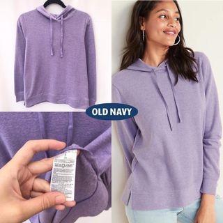 [NEW] Old Navy Jaket Ungu Purple Hoodie